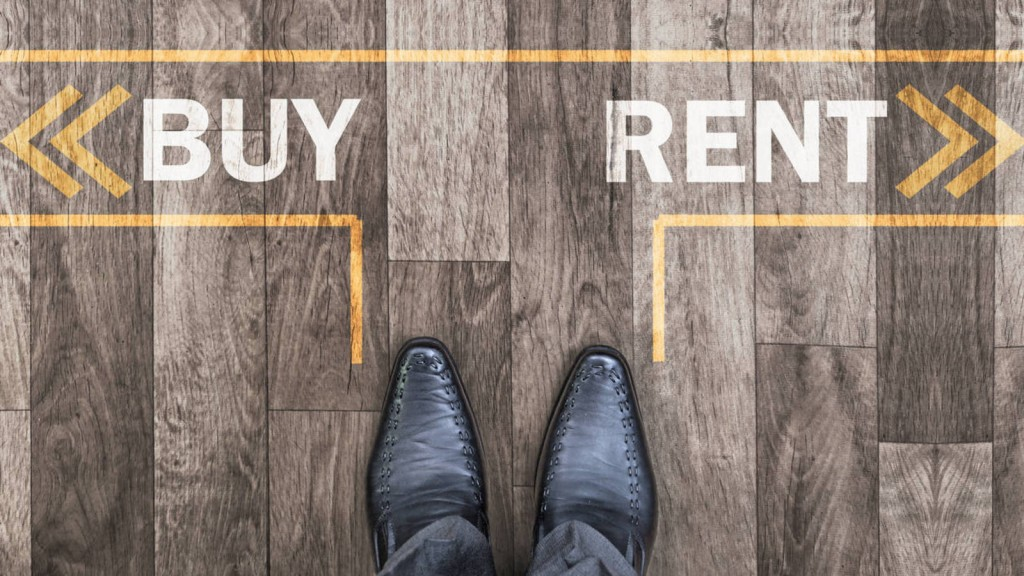 Alquilar o hipotecar