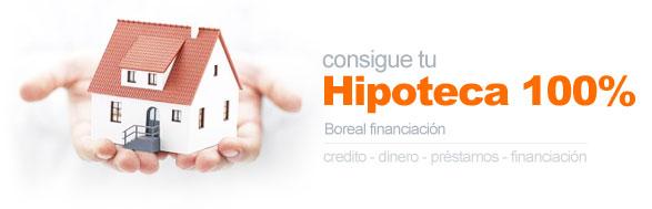 Hipotecas 100% la compra de la vivienda