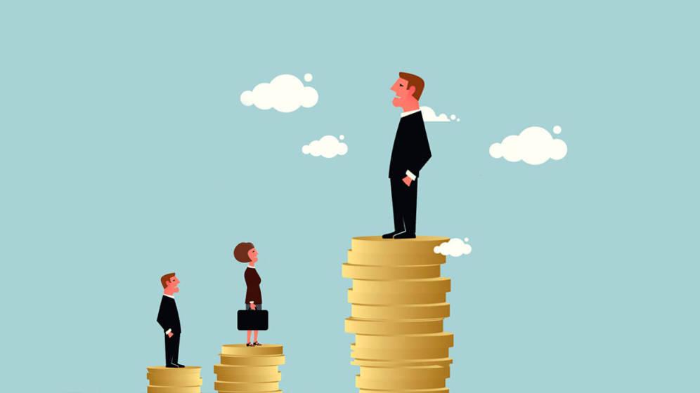 Por qué no suben los salarios