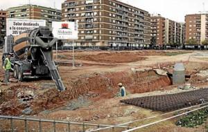 Siempre se puede cavar para encontrar un suelo más bajo