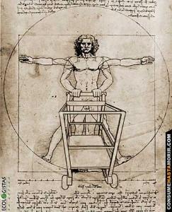 Modelo humano según el sistema capitalista.
