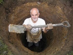 Cavando tu propia tumba
