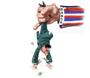 La banca abusa de nosotros con la cláusula suelo