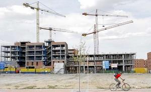 El sector inmobiliario comienza a ir sobre ruedas, aunque de momento de bicicleta