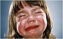 El que no llora no mama