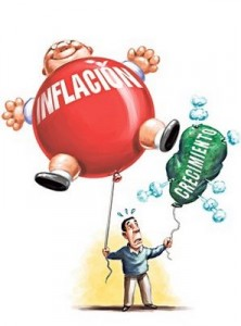 De lleno en la estanflación