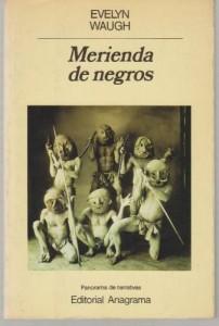 Interesante novela de Evelyn Waugh, autor también de Retorno a Brideshead. No sé por qué se me habrá venido a la cabeza...