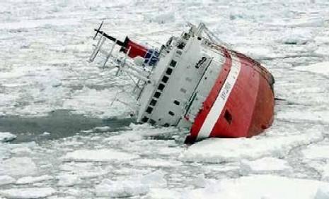 No es un naufragio, es un cambio de punto de vista.