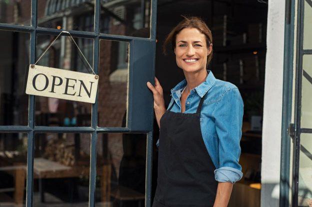 Pequeñas empresas exitosas