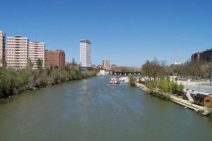 Ahora que el Pisuerga pasa por Valladolid