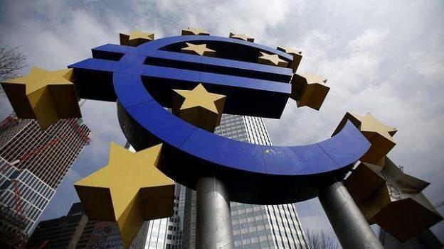 El Euribor baja y sube