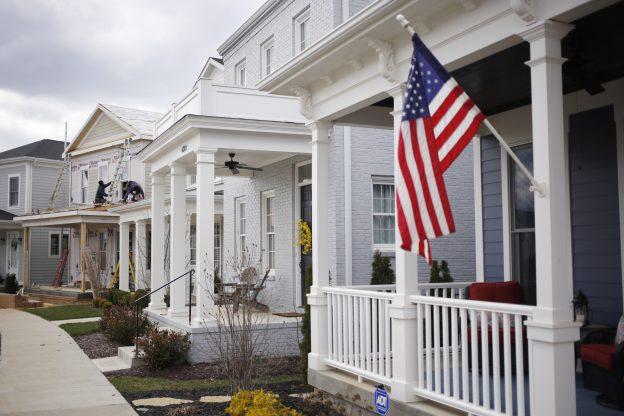 préstamo hipotecario en Estados Unidos