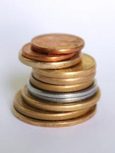 Ya no contamos billetes, sólo monedas