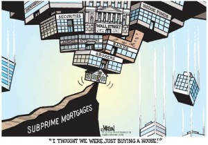 Ya va siendo hora de que los causantes de la crisis empiecen a pagar